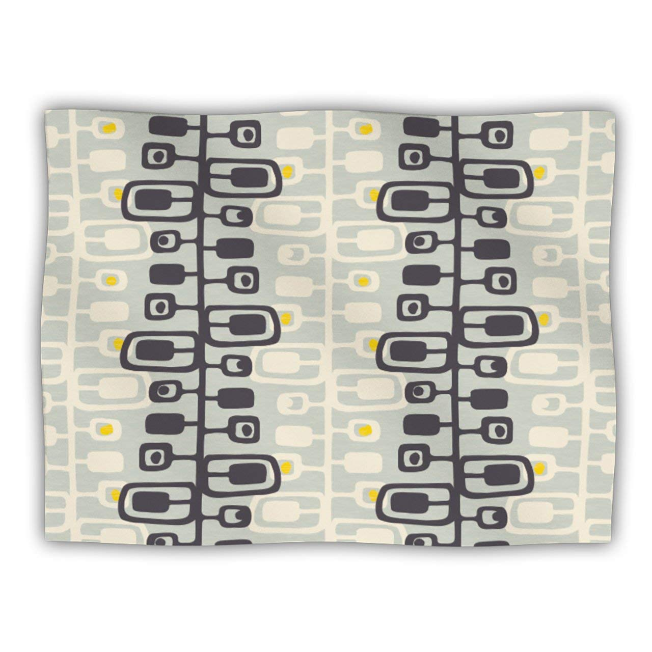 """Kess InHouse Gill Eggleston """"Carnaby"""" Pet Blanket, 40 by 30-Inch"""