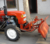 snow blade weituo brand match with120hp tractors