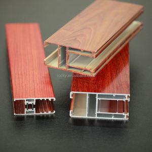 Rocky corner aluminium for connecting/aluminium profile for windows and  doors
