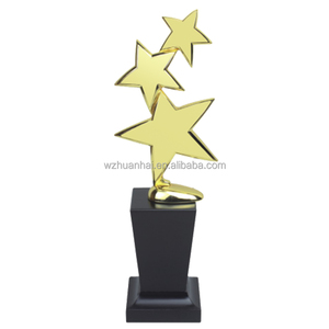 wholesale metal music taekwondo shield award trophy cup with logo