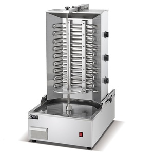 Top selling Doner Kebab Equipment/Mini Automatic Shawarma Machine