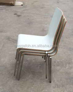 Food court/fast food restaurant table chairs(FOH-BCA02)
