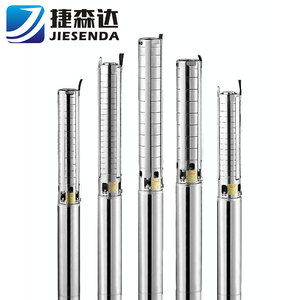 diameter stainless steel 1hp 2hp 3hp electric agriculture irrigation deep well submersible pump