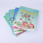 Primary school students english learning children book