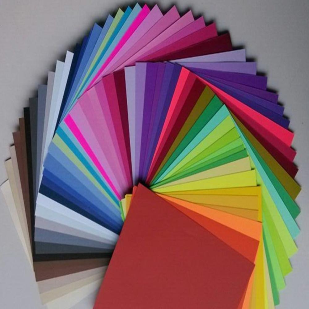 China Goods Wholesale A4 Color Paper