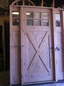 rustic alder pine wood entry door craftsman buy alder double entry