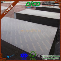 Wholesale film faced waterproof plywood building construction material