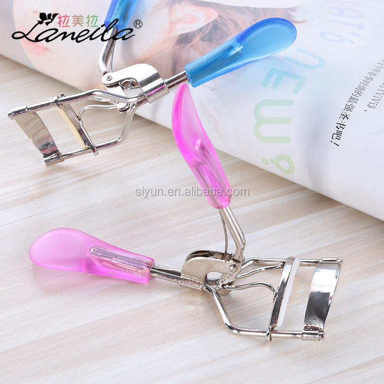 Pro Handvat False Wimpers Curling Clip Makeup Tool Wimpers Curler