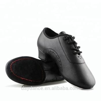 6dac8fbd0af5 Boys Lace Up Classic Ballroom Latin Dance Shoes Men - Buy Dance ...