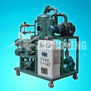 Newest Vacuum Oil Dehydration Plant | Transformer Oil Dehydration and Degassing System | Oil Treatment Machine ZYD-100(6000LPH)