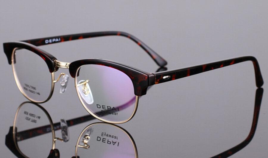 06b82322d1 Memoria flex marcos de las lentes del mitad borde moda venta al por mayor  lentes de