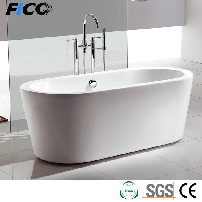 Bath tub product for disabled people, single person standing bath tub