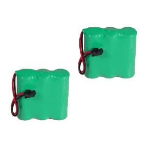 Panasonic HHR-P401 Cordless Phone Combo-Pack includes: 2 x BATT-401 Batteries