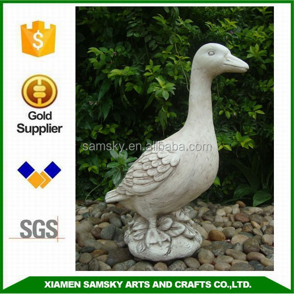 Garden Statue Duck, Garden Statue Duck Suppliers And Manufacturers At  Alibaba.com