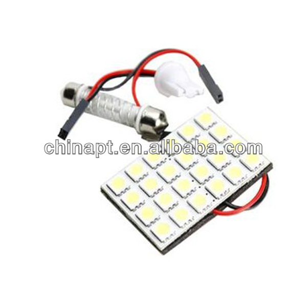 hot selling led car reading light bus interior light