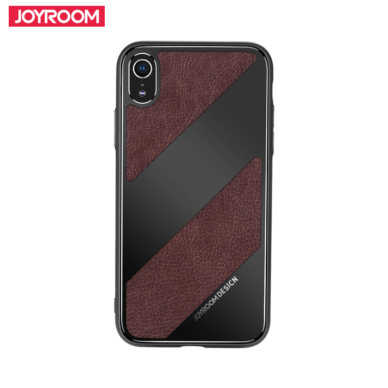 Joyroom 2019 phone <strong>case</strong> design fashion for iphone XS MAX <strong>case</strong> phone leather