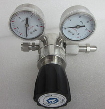 high pressure 6000psi N2 nitrogen gas regulator