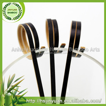 Stylish colorful bamboo knot craft picks/skewers/sticks on sale