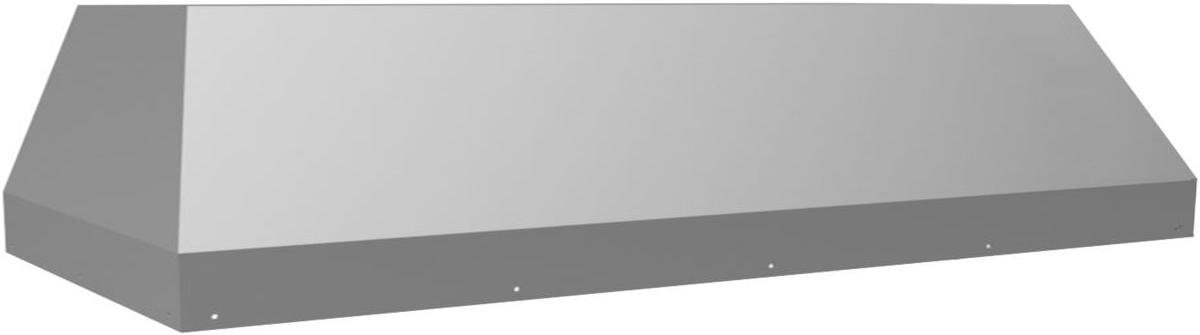 """Square Sides Wall Mount Liner Size: 42"""", CFM: 600/900E, Duct: 8"""" Round"""