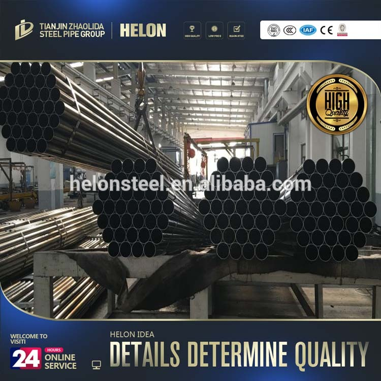 waiming pipe square steel pipe hot rolled black welded steel pipe