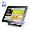 Pos Factory 15 Inch Cash Register Retail Pos System All In One with windows