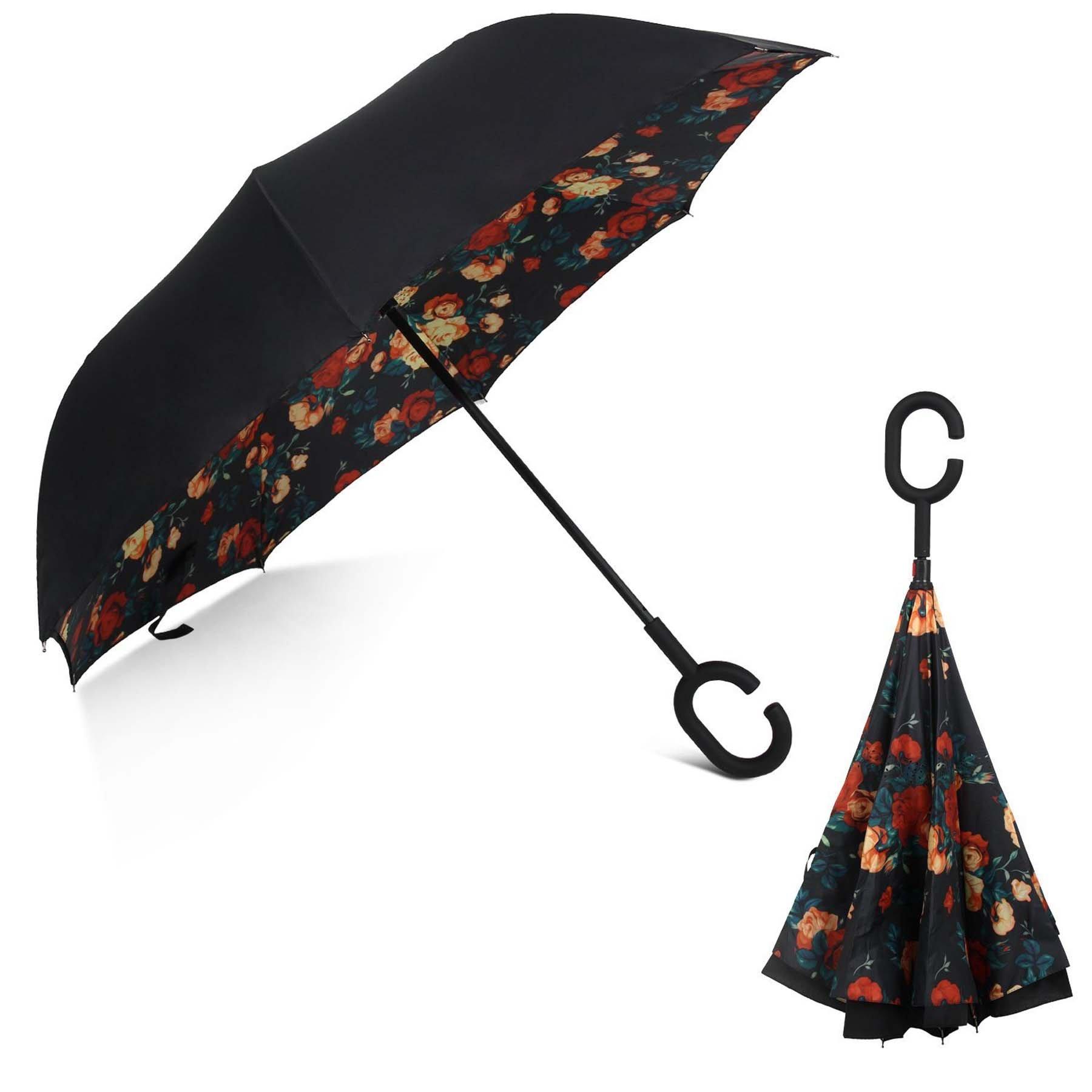 3ac4c7395747 Cheap Double Layer Black Umbrellas, find Double Layer Black ...