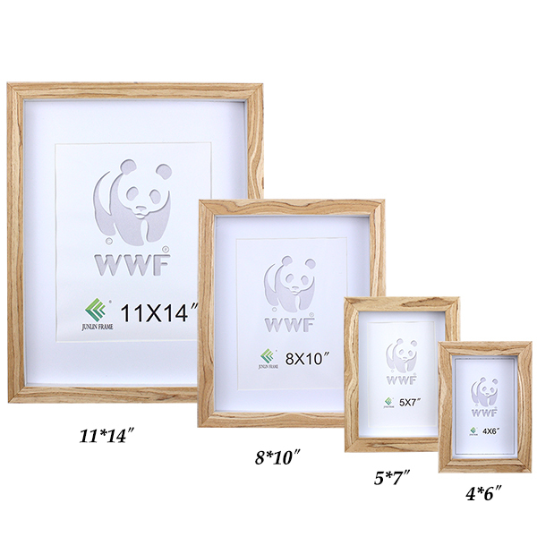 Multi size shadow box PICTURE PHOTO frames wholesale FOR WALL hanging
