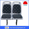 Safety city bus seat, plastic bus chair for Yucai,Greyhound