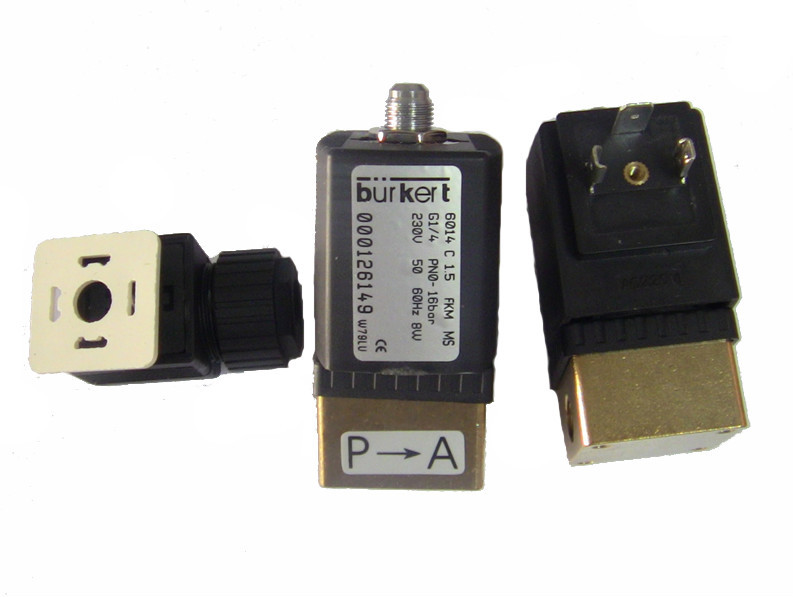 Factory Directly Supply For Air Compressor Parts Solenoid Valve ...