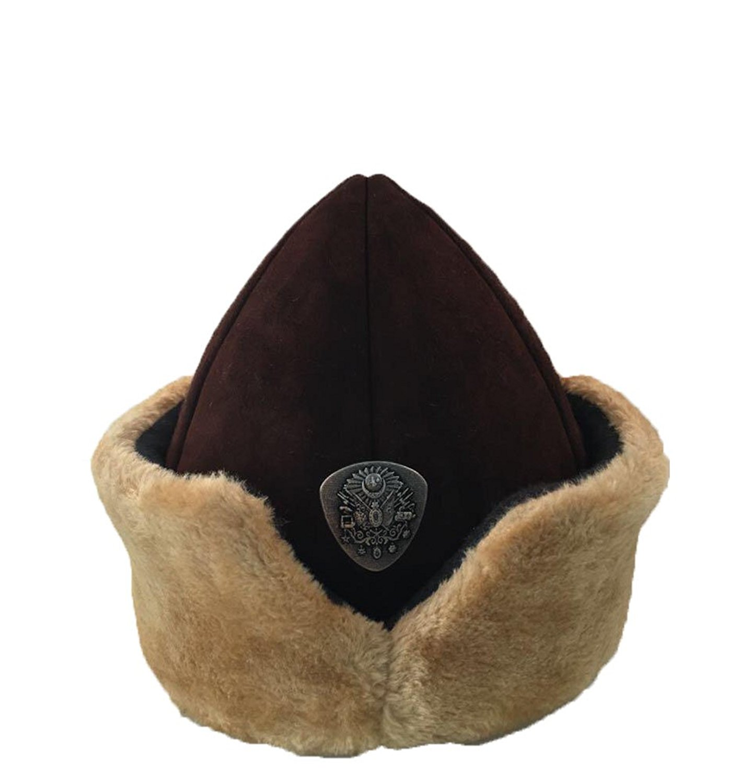 "Baby Ottoman Bork Ertugrul Dirilis Resurrection /""Iyi/"" Fur Hat #2019"