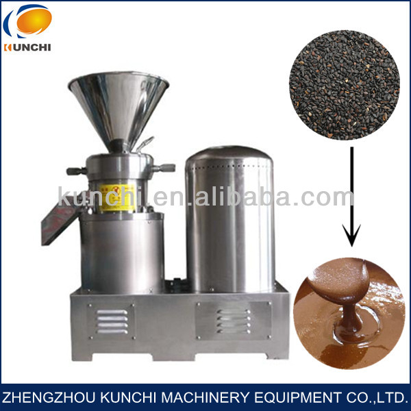 Industrial Munctional Automatic mashed Garlic/Apple Jam/Groundnut Sauce Making Machine