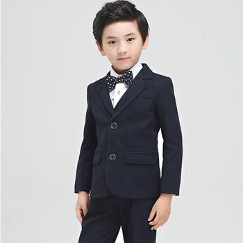 33ff409fff6c7 Boys Suits Latest Design Black Coat Pant Men Suit - Buy Boys Suits ...