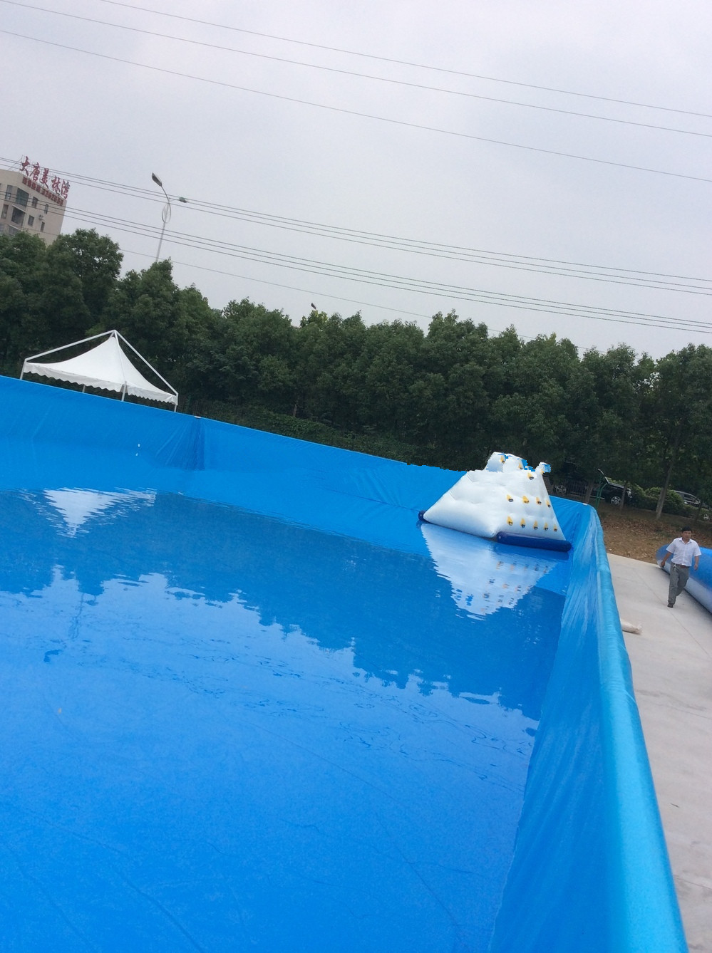 Most Welcomed Rectangular Intex Swimming Pool For
