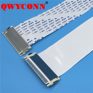 Sumitomo g awm 2896 80c vw 1 lcd display ffc flat 30 pin ribbon cable for dtg printer