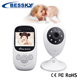 Baby Sleep Monitor WiFi IP Camera Baby Monitor With Baby crying warning light and two way audio communication