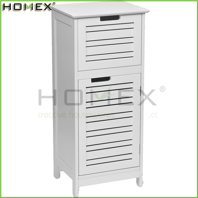Bath Furniture with White Finish Painted Door/Homex_BSCI