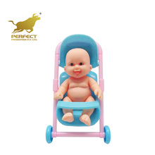 alibaba china reborn cute toys expression 5 inch baby dolls with baby doll stroller