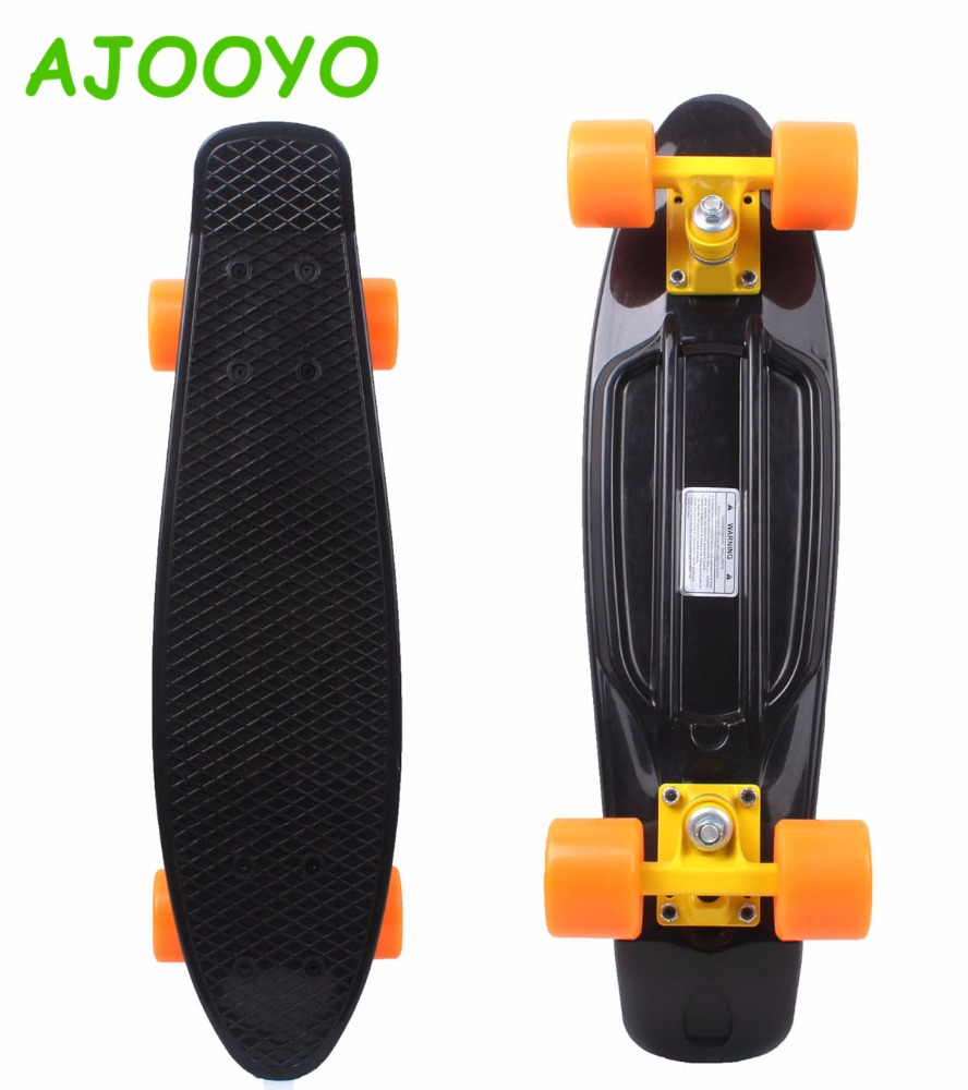"Placa completa unisex 22 ""do skate da alfândega da plataforma do costume"