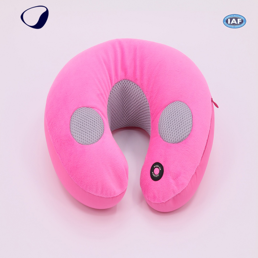 electronic neck electric massage pillow