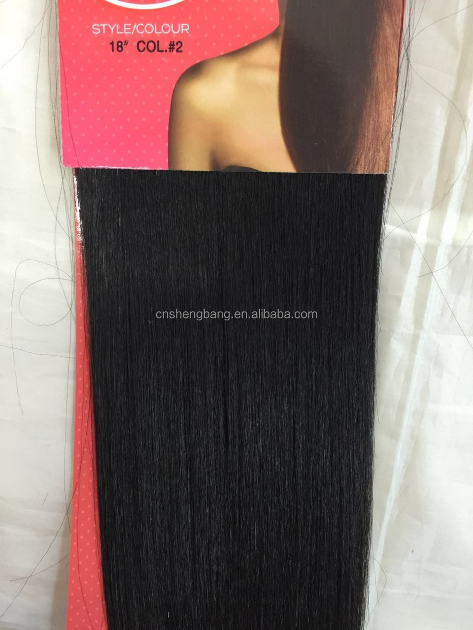 The Look Gold 22 Synthetic Hair Weft Length 14inch 22inchcolor 1