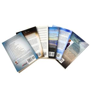 Bulk cheap full color overseas short run book printing