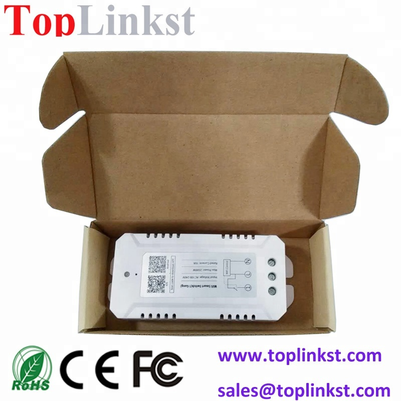 one way 220V 2500W intelligent wifi dimmer <strong>switch</strong>