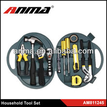 12 st mini populaire tool kit/combinatie tool set/auto tool kit