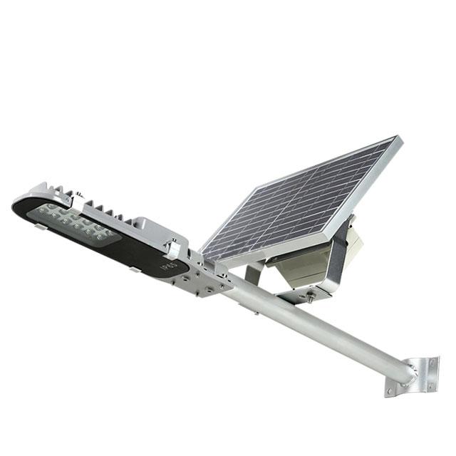 Hot selling Outdoor IP65 waterproof backyard garden 10w 12w 15w 20w led solar street light