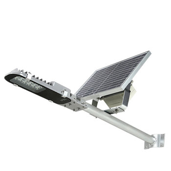 Hot selling Outdoor IP65 waterproof backyard garden 10w 12w 15w 20w led solar street light