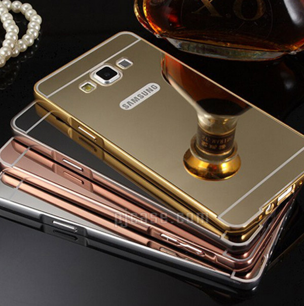 size 40 2013d 466e3 Luxury Electroplate Metal Bumper Case For Samsung Galaxy J7,Mirror Phone  Cover For Samsung Galaxy J7 - Buy Phone Cover For Samsung Galaxy J7,Bumper  ...