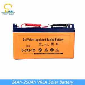 waterproof High-efficiency rechargeable sealed lead acid battery