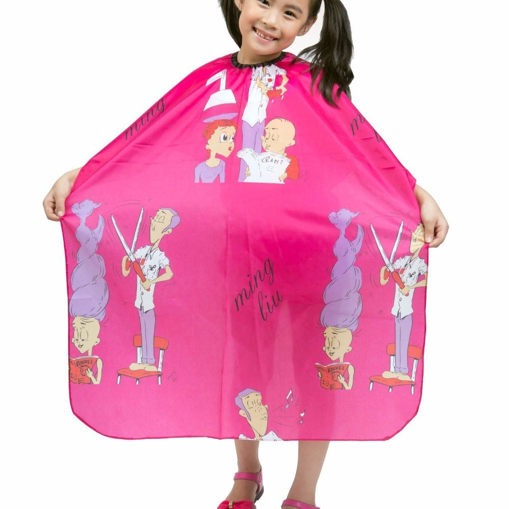 Buy JINDIN Kids Hair Cutting Capes Salon Children Hairdressing
