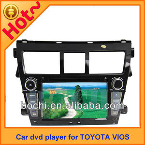 Special Car DVD GPS Vedio player for TOYOTA VIOS