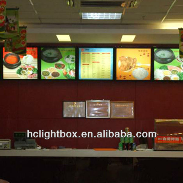 restaurant menu board poster frame wholesale frame suppliers alibaba